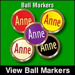 golfball markers